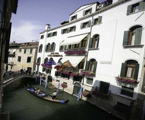 Hotel Colombina - фото 21