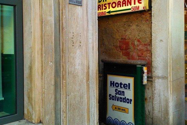 Hotel San Salvador - фото 11