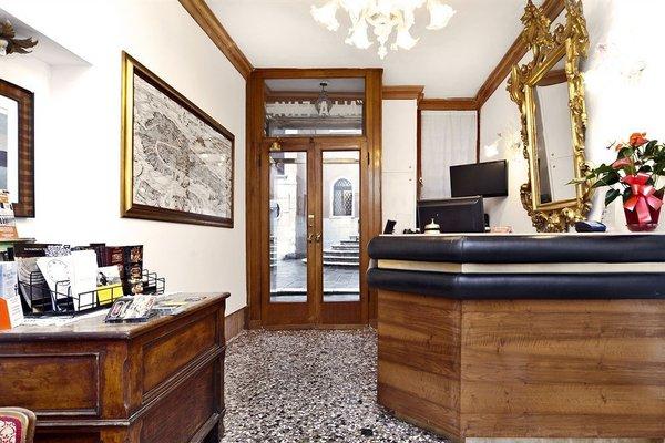 Hotel Alla Fava - фото 13
