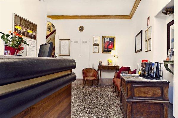 Hotel Alla Fava - фото 7