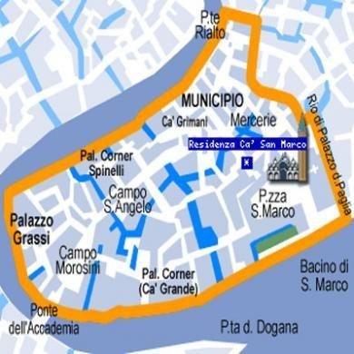 Residenza Ca' San Marco - фото 16