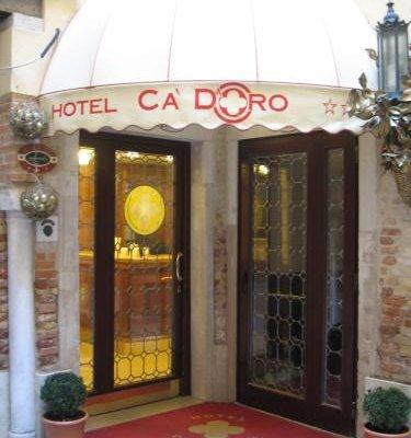 Hotel Ca' D'Oro - фото 18