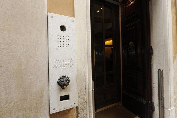 Palazzo Selvadego - фото 14