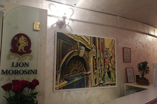 Al Palazzo Lion Morosini - фото 5