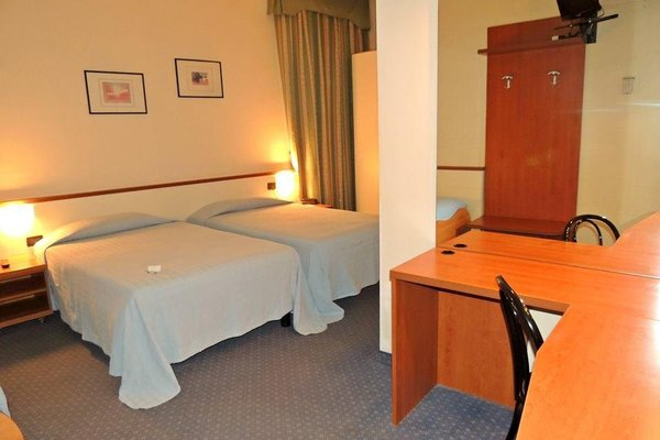 Hotel City - фото 9