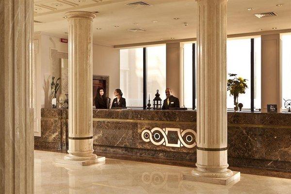 Roseo Hotel Leon d'Oro - фото 13