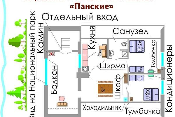 Usadba Belovezhskoye Pomestye - фото 21
