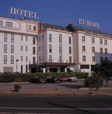 Big Hotels Vicenza - Hotel Europa - фото 22