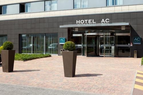 AC Hotel Vicenza, a Marriott Lifestyle Hotel - фото 22