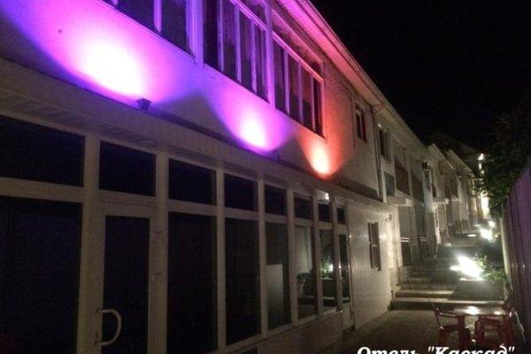 Отель Каскад - фото 6