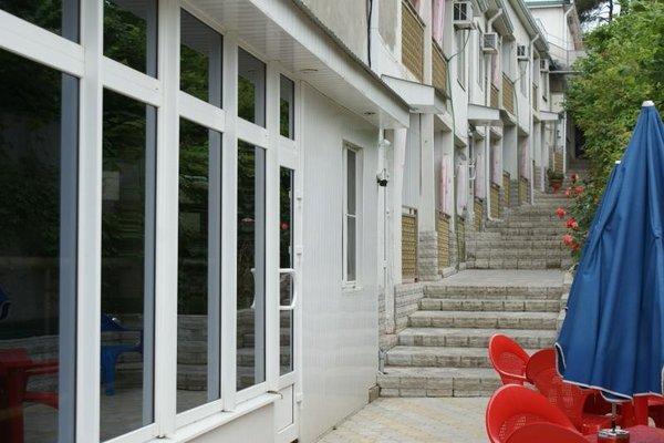 Отель Каскад - фото 8