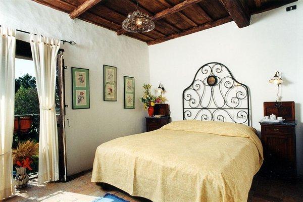 Гостиница «Country House La Meridiana Strana», Витербо