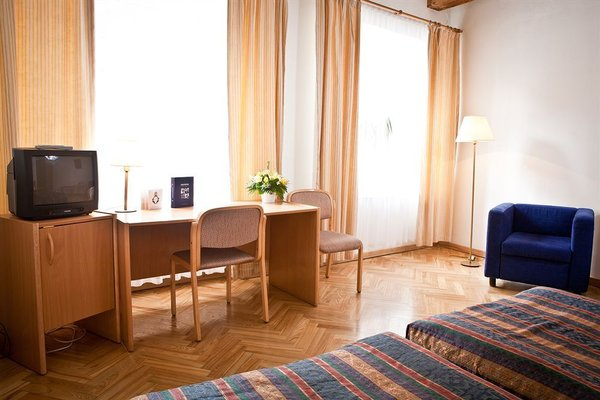 Гостиница Konventa Sēta Hotel - фото 7