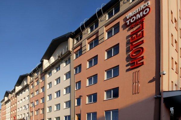 Конференц-отель «Томо» - фото 22