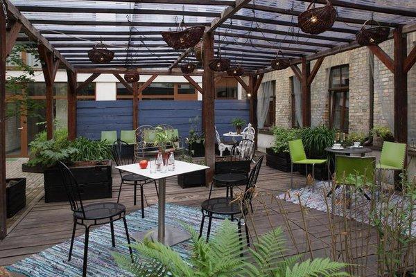 Отель Rixwell Terrace Design - фото 21