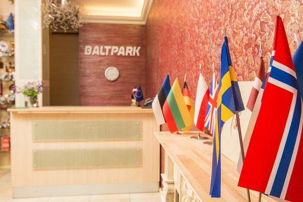 Отель Baltpark - фото 13