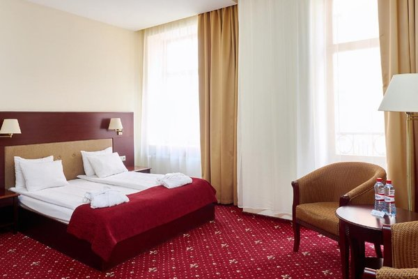 Отель Rixwell Old Riga Palace - фото 3