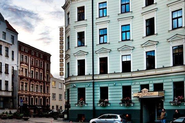 Hanza Hotel - фото 23