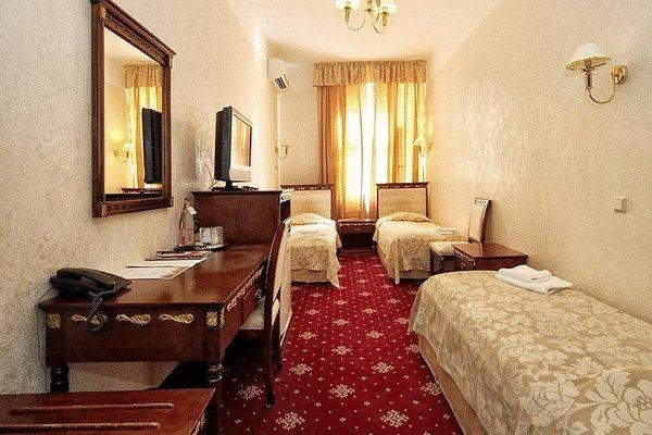 Отель Garden Palace - фото 1
