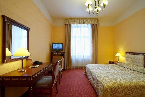 Отель Garden Palace - фото 2