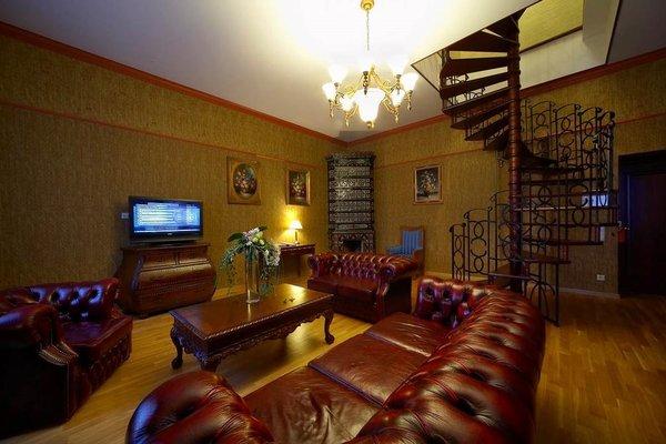 Отель Garden Palace - фото 5