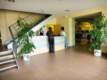 Unimars Hotel Riga - фото 16
