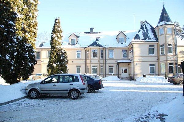 Гостиница Dzintars - фото 22