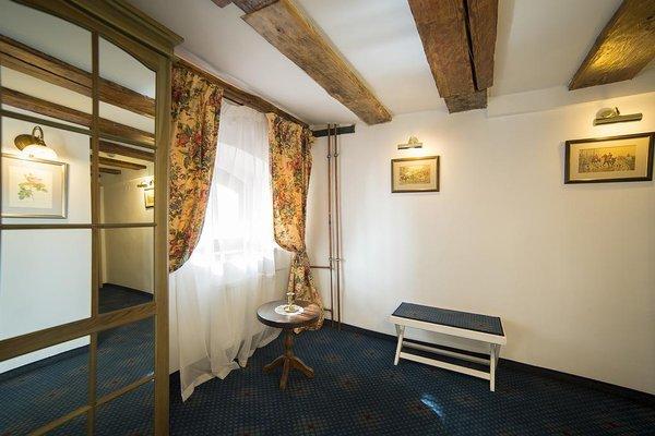 Гостиница Gutenbergs - фото 1