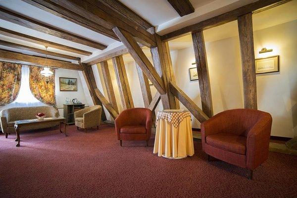 Гостиница Gutenbergs - фото 11