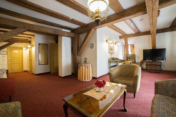 Гостиница Gutenbergs - фото 21