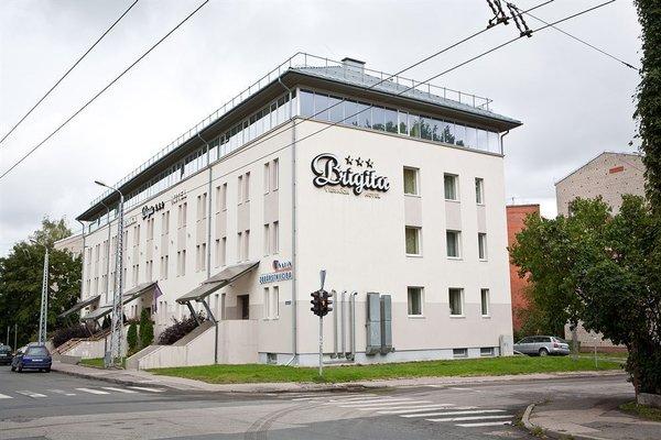 Гостиница Бригита - фото 15