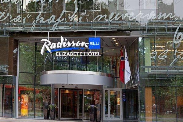 Отель Radisson Blu Elizabete - фото 20