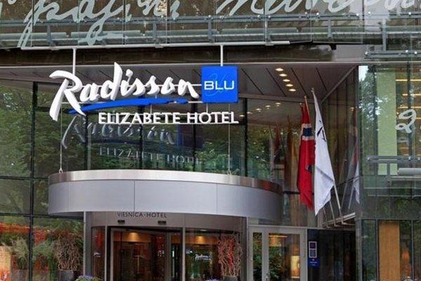 Отель Radisson Blu Elizabete - фото 21