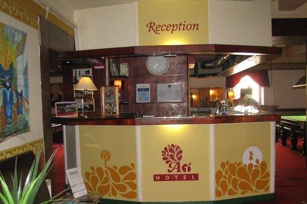 Гостиница А1 - фото 17