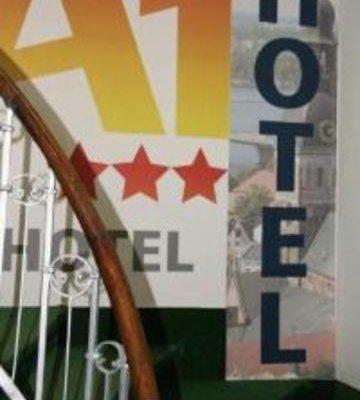 Гостиница А1 - фото 23