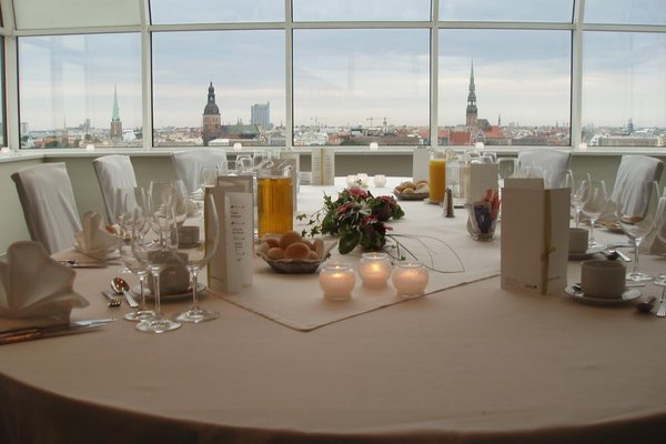 Отель Radisson Blu Daugava - фото 14