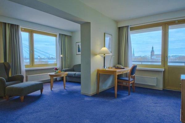 Отель Radisson Blu Daugava - фото 6
