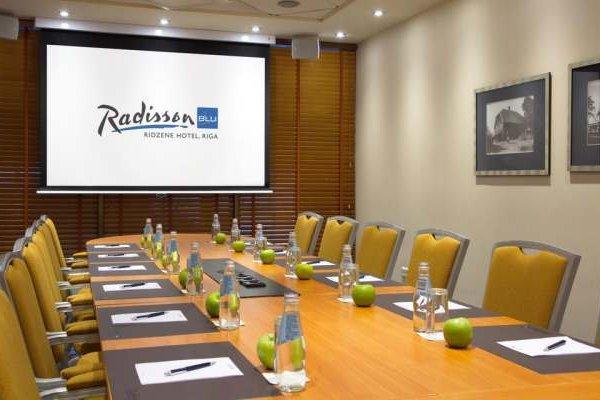 Отель Radisson Blu Ridzene - фото 15