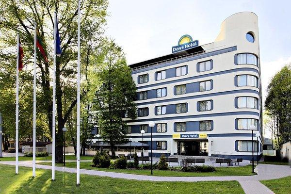 Days Hotel Riga - фото 30