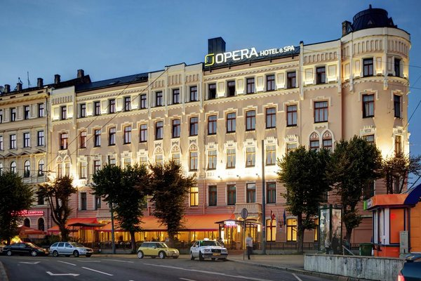 Opera Hotel & Spa - фото 23