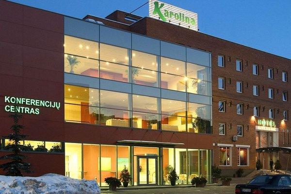 Отель и конференц-центр Каролина - фото 22
