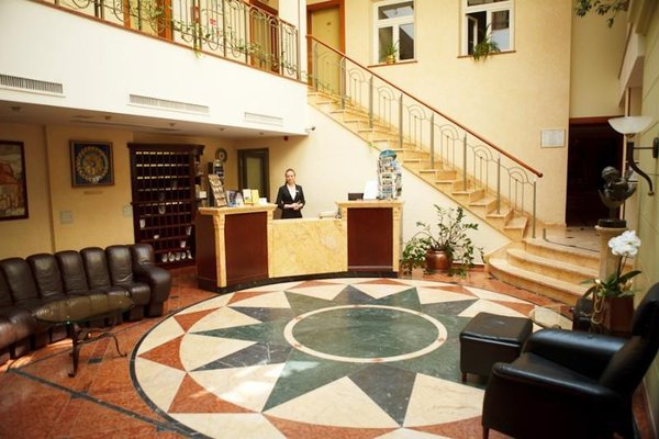 Артис Центрум Отель - фото 13
