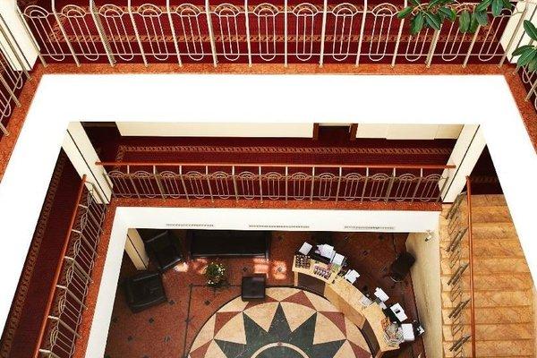 Артис Центрум Отель - фото 19