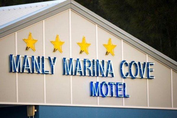 Manly Marina Cove Motel - фото 16