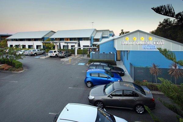 Manly Marina Cove Motel - фото 22