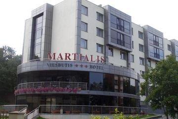 Гостиница «MARTIALIS», Вильнюс