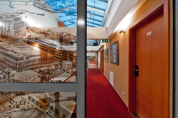 Hotel Europa City Vilnius - фото 13