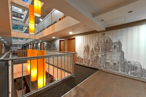 Hotel Europa City Vilnius - фото 16