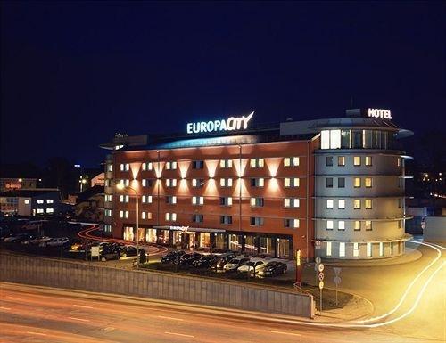 Hotel Europa City Vilnius - фото 22