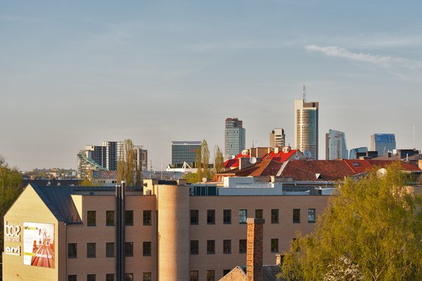 Hotel Europa City Vilnius - фото 23